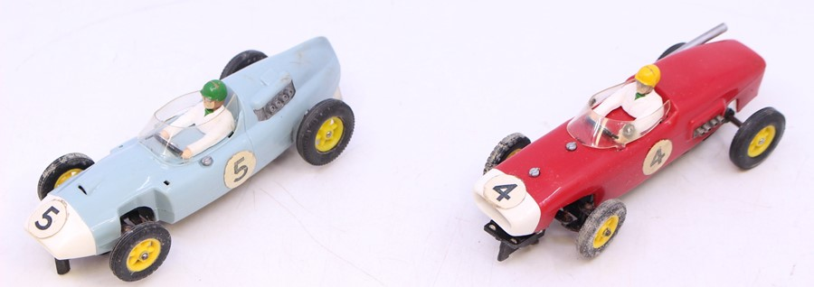 VIP Raceways: A boxed 'New' VIP Raceways, Remote Controlled Electric, Set R1, missing one small - Image 3 of 3