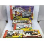 Diecast: A collection of assorted diecast to include: Joal Terex Crane 148, Volvo BM L70 with