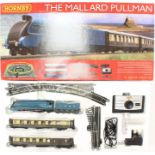 Hornby: A boxed Hornby, OO Gauge, The Mallard Pullman Set, R1202, appears complete, DCC Ready,