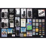 Video Games: A collection of assorted unboxed Gameboy games to include: Pokemon Yellow; a Gameboy
