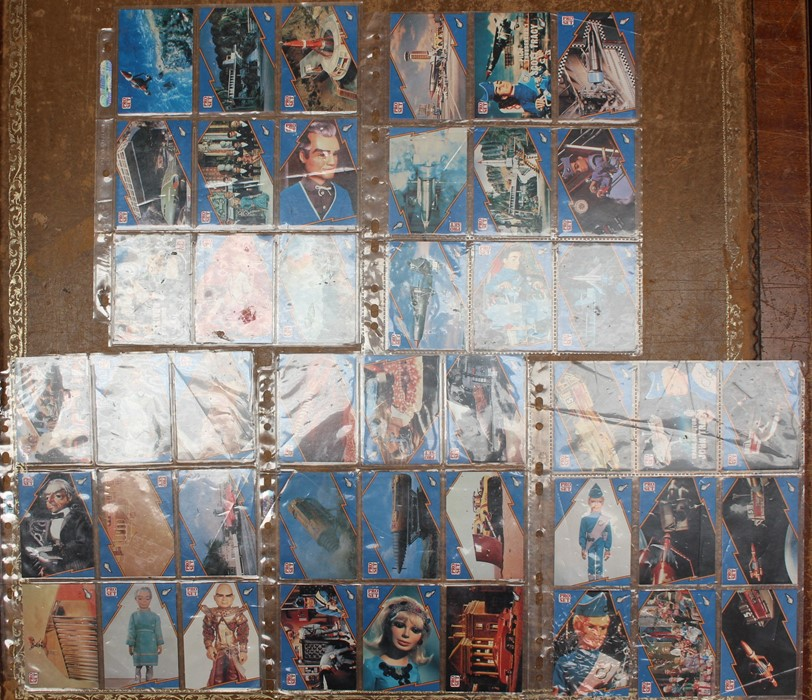 Trading Cards: A collection of Anglo Confectionary Captain Scarlet (complete set) and Pro Set - Image 3 of 3