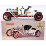 Mamod: A boxed Mamod Steam Roadster, SA1, original box, complete, untested for working order.