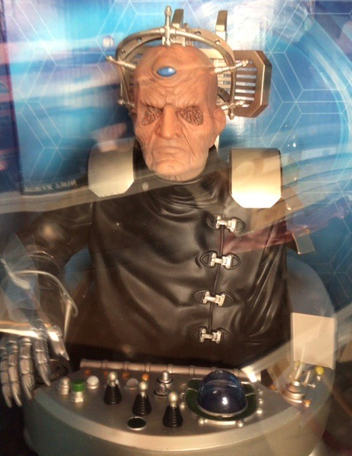 Dr Who: A boxed Dr Who Radio Controlled Davros , unused, boxed including outer box. Please study - Image 3 of 3