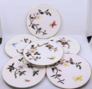 George Jones x 6 plates