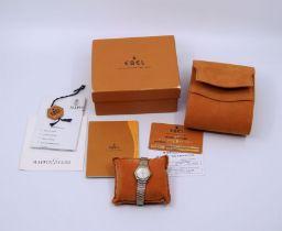 An Ebel watch