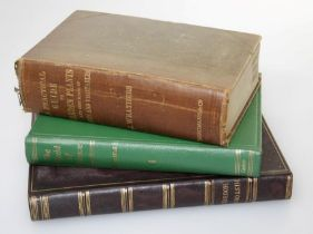 A small library of books including Dickens works, Longfellow and other Poetical works, Amateur