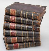 Lydekker (Richard) The Royal Natural History. Six volumes, published by Frederick Warne and Co,