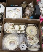 """A collection of Royal Doulton early 20th Century and later Beatrix Potter nursery ware """"Bunnykins"""""""