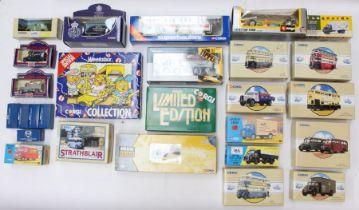 Corgi: A collection of assorted Corgi boxed diecast vehicles to include: Corgi Archives, Corgi