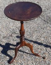 Wine table and a table Provenance Property of Baroness Betty Boothroyd