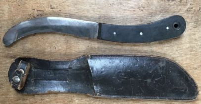WW2 Era Hopkinson Parachute Release knife.