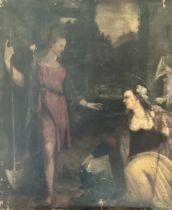"Follower of Paolo Veronese (Italian, 1528-1588), """