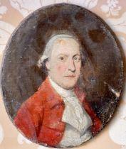 Circle of Hugh Douglas Hamilton (Irish, 1740-1808)