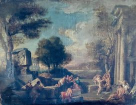 Follower of Giovanni Paolo Panini (Italian, 1691-1