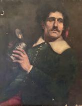 Circle of Ferdinand Roybet (French, 1840-1920), po