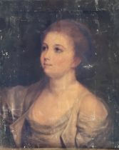 Manner of Jean Baptiste-Greuze (French, 1725-1805)