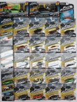 Fast & Furious: A collection of assorted carded and boxed Fast & Furious vehicles, Mattel and some