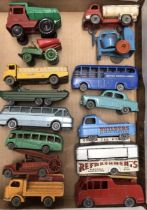Diecast: A collection of Matchbox die cast vehicles to include first issue Yesteryear models and 1-