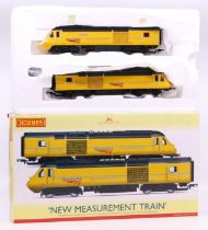 Hornby: A boxed Hornby OO Gauge, 'New Measurement Train', R3366, Class 43 Network Rail, HST Pack,