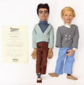 Thunderbirds: A Thunderbirds, English Classic Porcelain Dolls, Scott Tracy, wearing casual outfit,