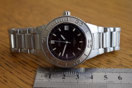 BERNE Automatic Stainless Steel Watch