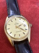 OMEGA STEEL & GOLD COLOURED SEAMASTER WATCH