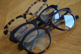 Burberry Frames x3