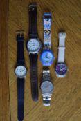 Joblot of Watches - Seiko/ Timex etc