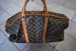 Bag/ Holdall Marked Louis Vuitton