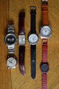 Joblot of Watches - Includes Seiko, Rotary, Lorus, Pascal Schilcher etc