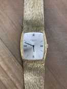 PATEK PHILIPPE 18CT YELLOW GOLD WATCH (WEIGHT: 80.8G) CASE SIZE 27MM INC CROWN