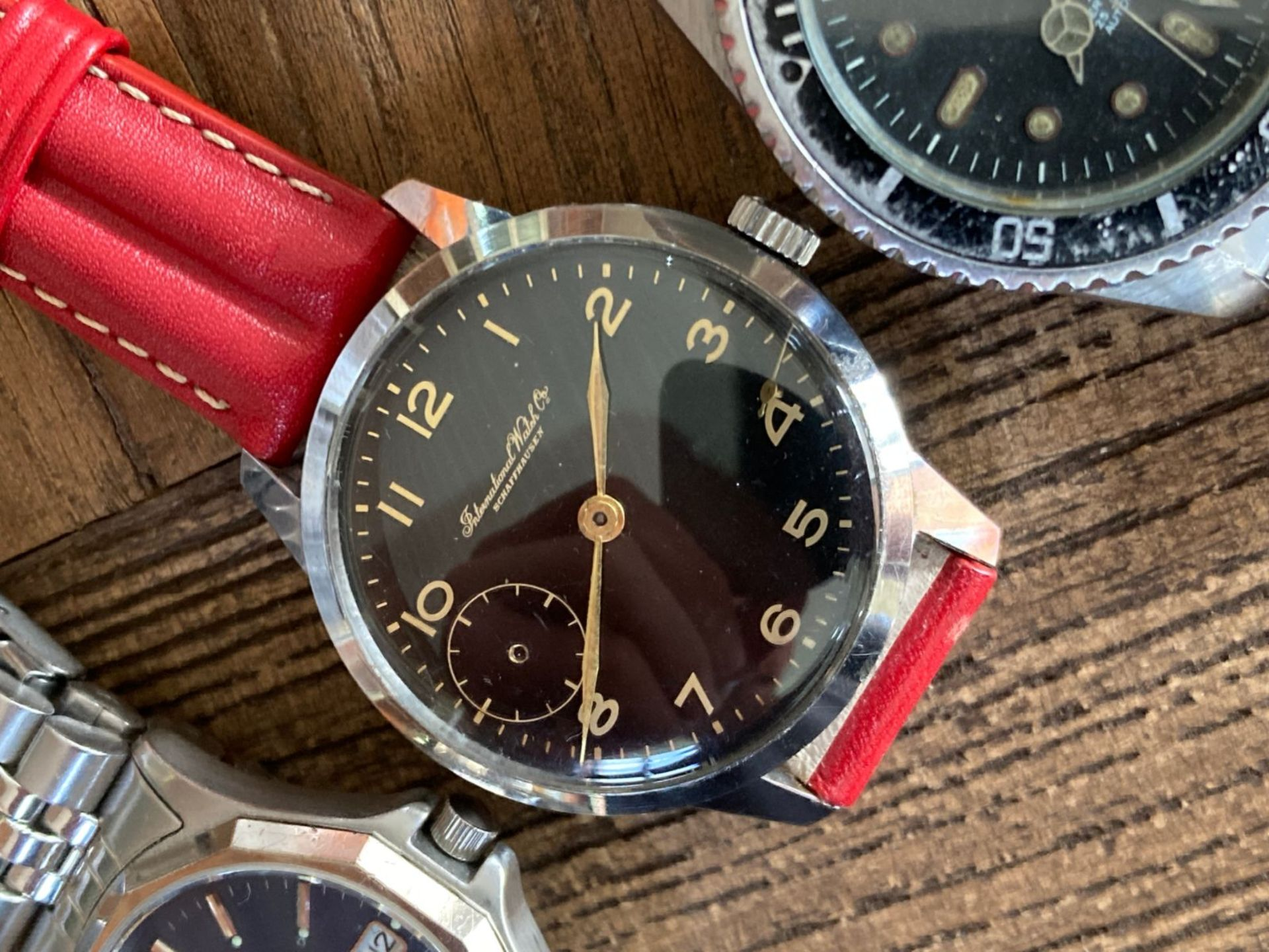 MIXED WATCHES INC IWC - Image 2 of 2