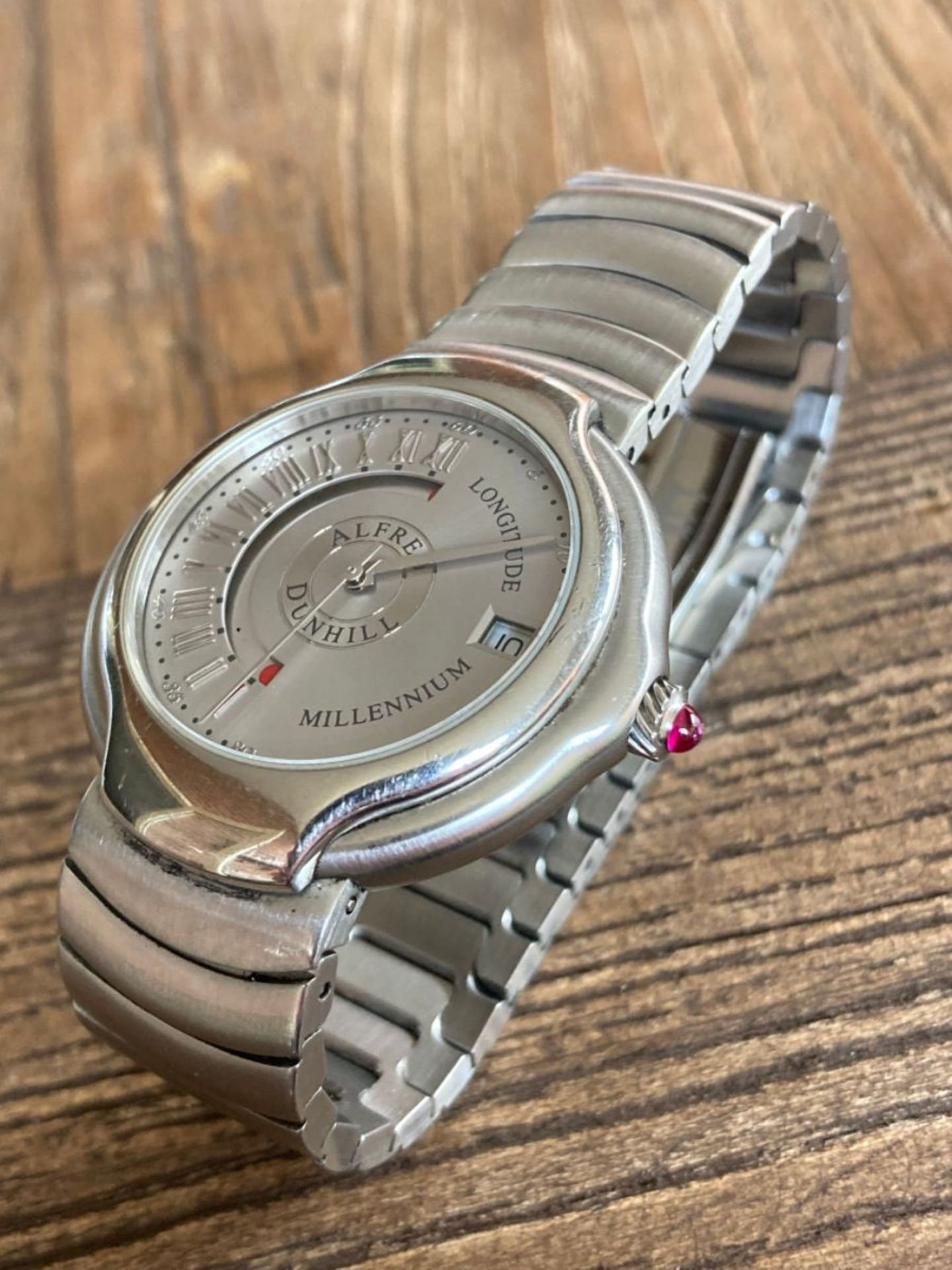 ALFRED DUNHILL WATCH - Image 3 of 6