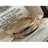 0.5CT PRINCESS CUT DIAMOND RING IN 18CT YELLOW GOLD - SIZE: O / WEIGHT: 7G