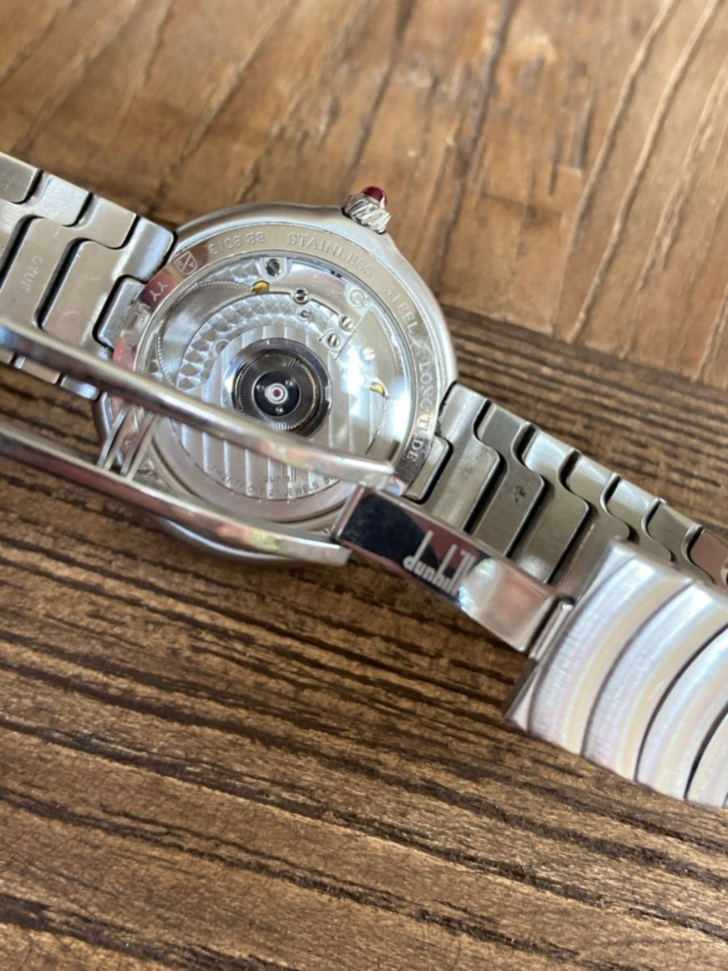 ALFRED DUNHILL WATCH - Image 5 of 6