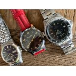 MIXED WATCHES INC IWC