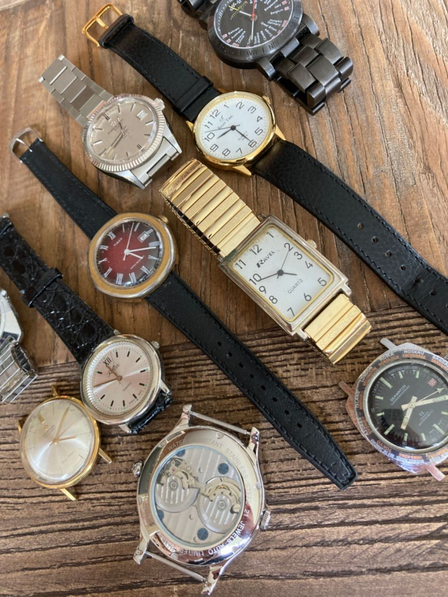 MIXED WATCHES INC SEAWATCH, JOSHUA AND SONS ETC - Image 4 of 4