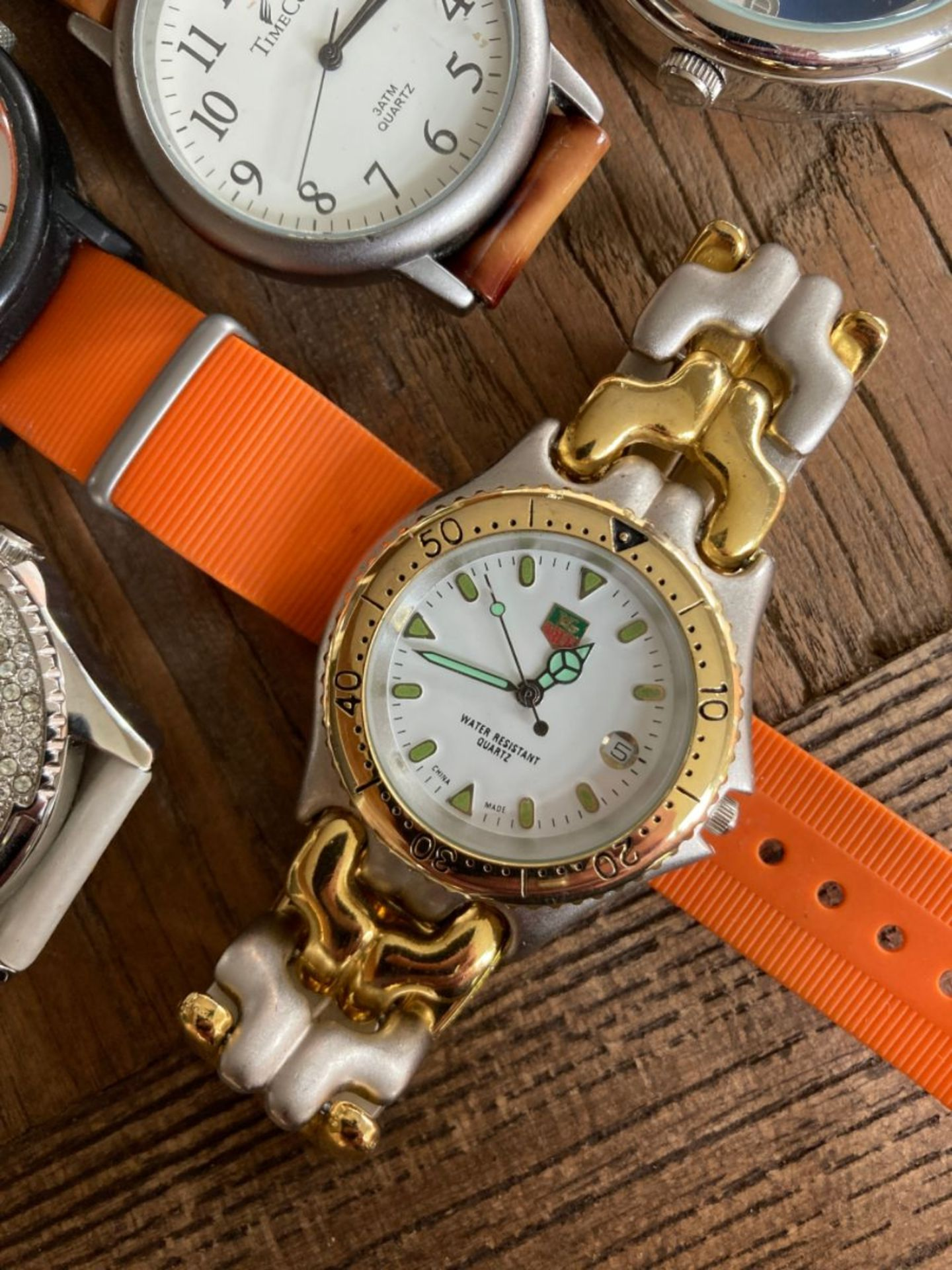 MIXED WATCHES INC SUPERDRY, TAG, JOSHUA AND SONS ETC - Image 3 of 4