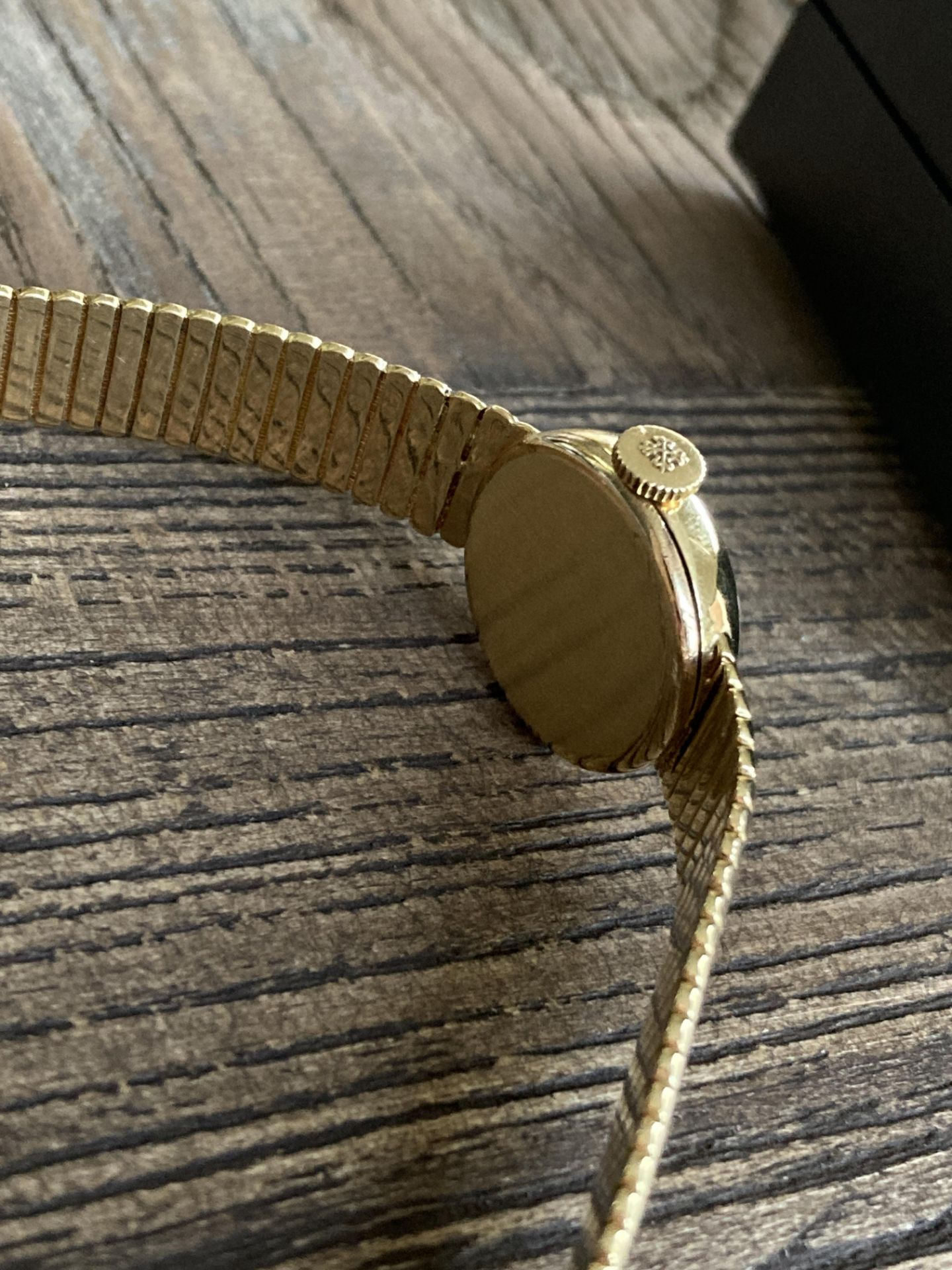 PATEK PHILIPPE 18CT YELLOW GOLD WATCH (WEIGHT: 34.1G) CASE SIZE 20MM APPROX - Image 5 of 6