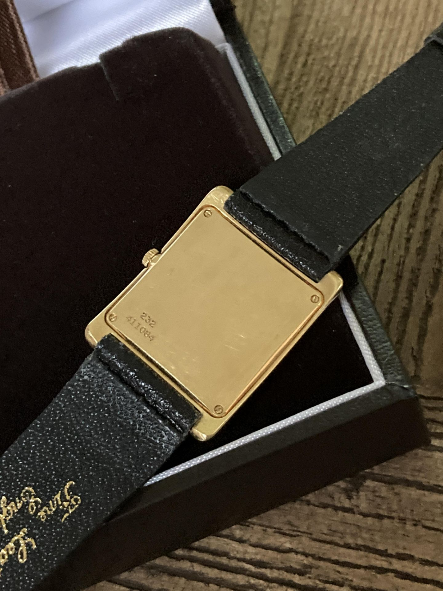 GOLD PIAGET WATCH - 22MM - Image 3 of 6