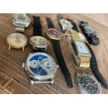 MIXED WATCHES INC SEAWATCH, JOSHUA AND SONS ETC