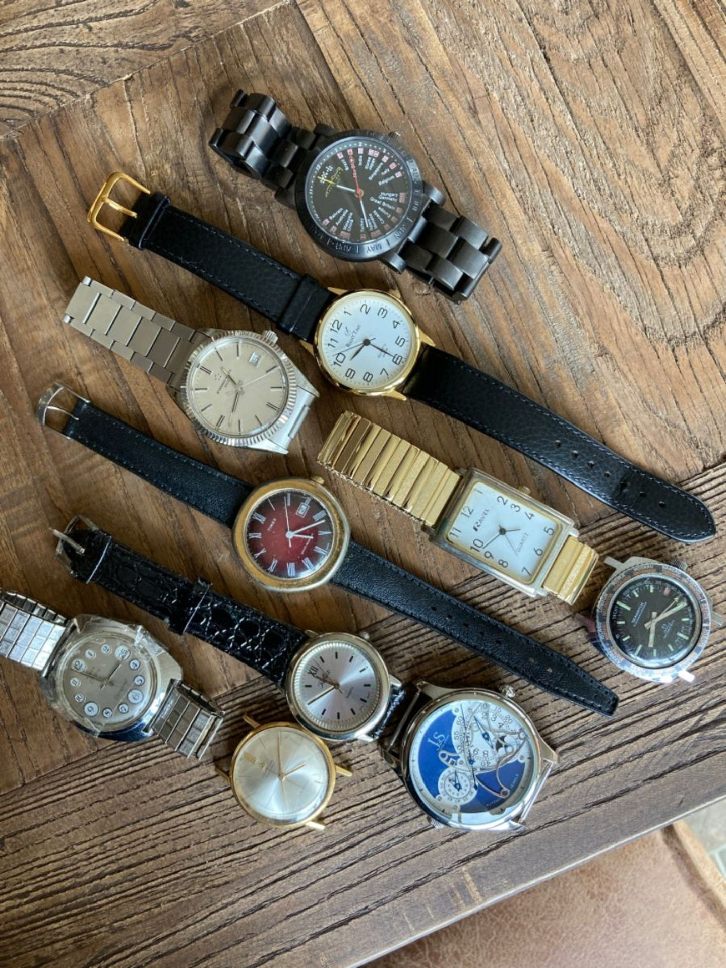 MIXED WATCHES INC SEAWATCH, JOSHUA AND SONS ETC - Image 2 of 4