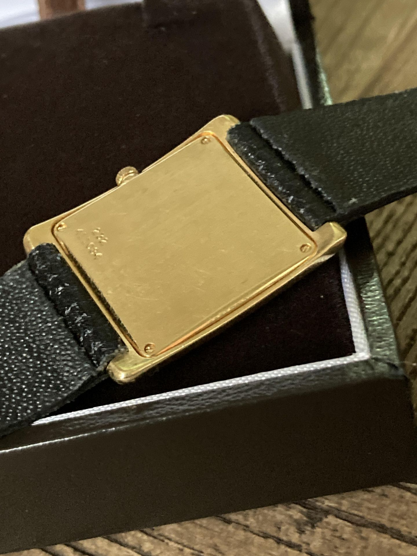 GOLD PIAGET WATCH - 22MM - Image 5 of 6