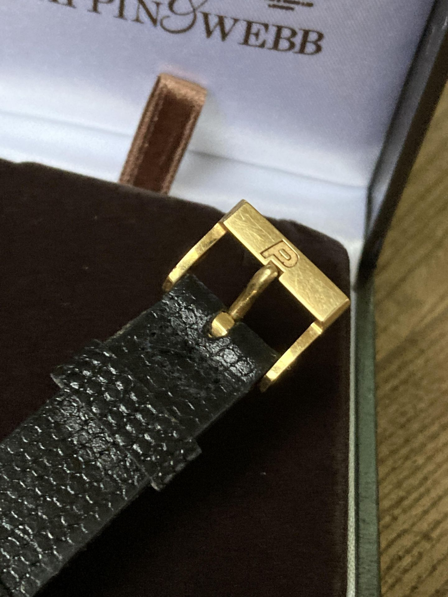 GOLD PIAGET WATCH - 22MM - Image 6 of 6