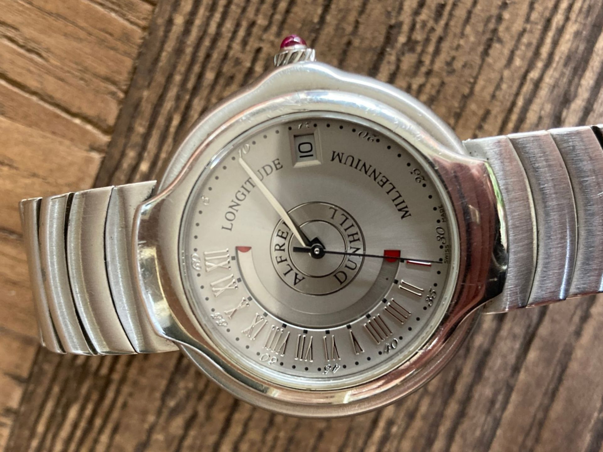 ALFRED DUNHILL WATCH - Image 2 of 6