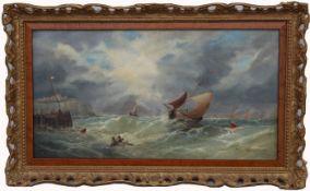 Clarkson Stanfield (British 1793-1867) RA