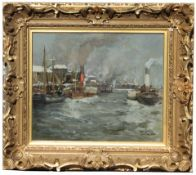James Kay (1858 - 1942) Exhibited Painting
