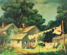 George Waller Parker (NY, MA, 1888-1957)