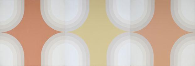 Carol Summers (American, 1925 - 2016) Triptych