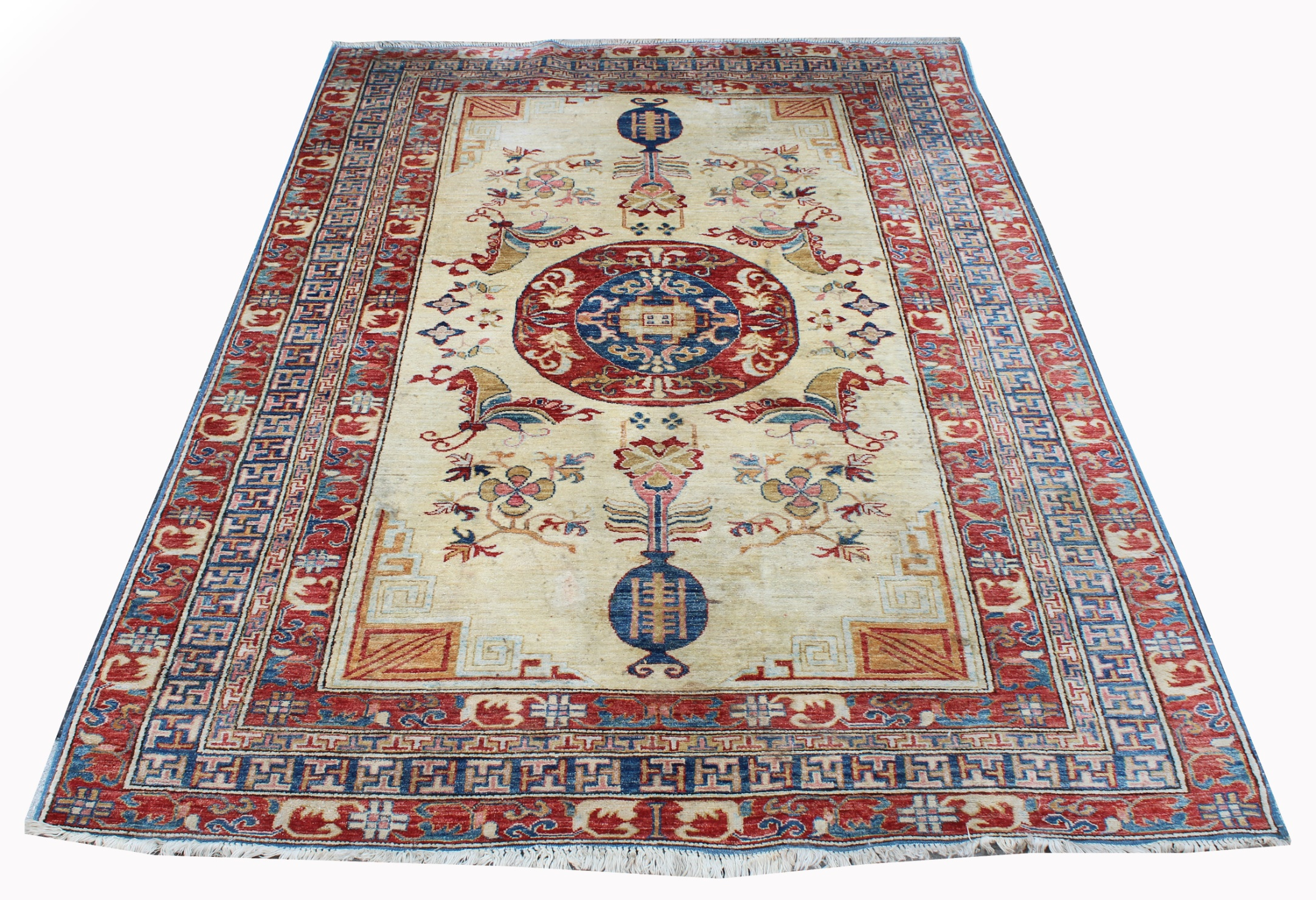 Semi-Antique Persian Rug
